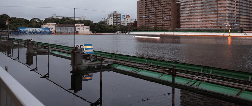 水質(平和島競艇場の予想のコツ)