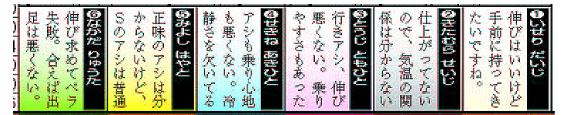 コメント(ボートレース研究)