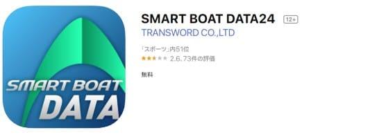 SMART BOAT 24(競艇予想 無料 アプリ)